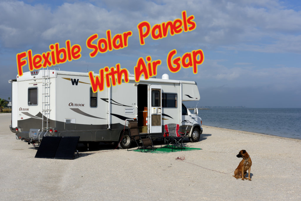 Solar With Air Gap